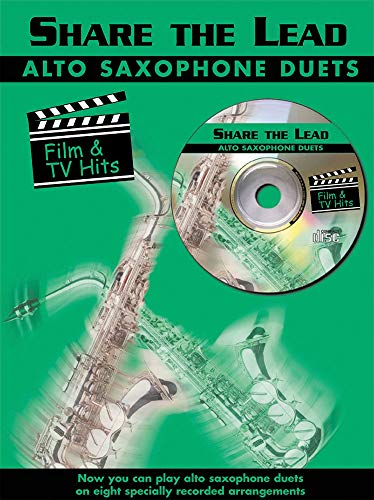 9781903692110: Film/TV: (Alto Saxophone Duet) (Share the Lead)