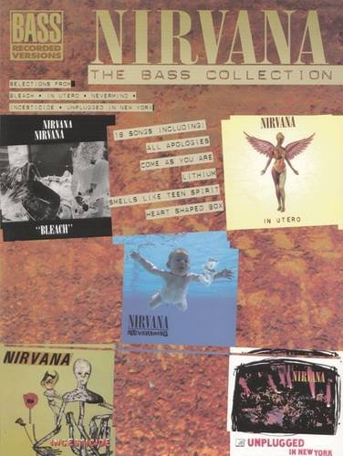 9781903692202: Partition : Nirvana The Bass Collection Tab