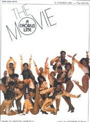 9781903692288: A Chorus Line: (Movie Vocal Selections)