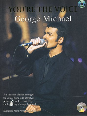 9781903692554: YOU'RE THE VOICE MICHAEL G.+CD: Piano/Vocal/Guitar
