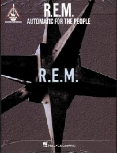 """Automatic for the People"": (Guitar Tab): R.E.M."