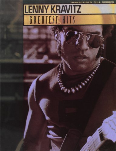 9781903692592: GREATEST HITS REC KRAVITZ LENN: (Guitar Tab)