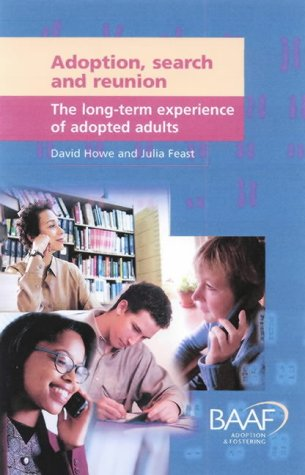 9781903699539: Adoption, Search and Reunion: The Long-term Experience of Adopted Adults