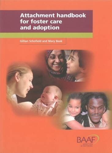 9781903699966: Attachment Handbook for Foster Care and Adoption