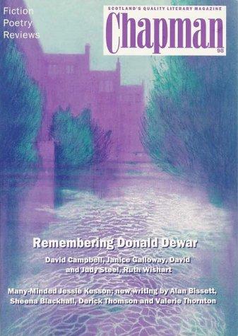 Chapman 98 (Chapman Magazine): David Campbell, Judy