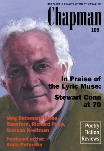 Chapman 109: In Praise of the Lyric: Conn, Stewart; Bateman,