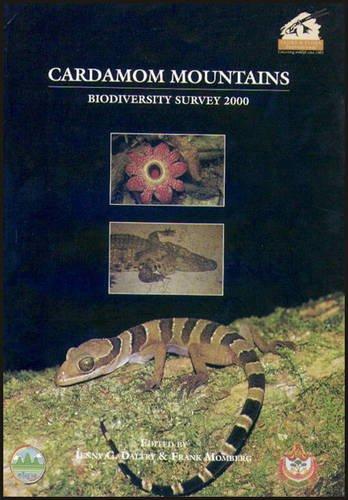 9781903703007: Cardamom Mountains: Biodiversity Survey 2000