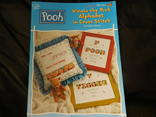 9781903705001: Winnie the Pooh Alphabet in Cross Stitch