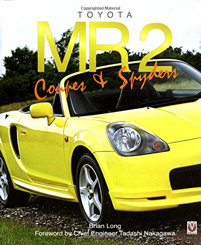 9781903706169: Toyota MR2 Coupes & Spyders