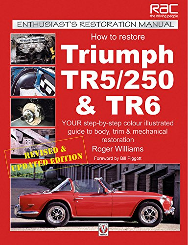 9781903706466: How to Restore Triumph TR5/250 and TR6 (Enthusiast's Restoration Manual Series)