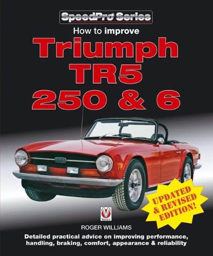 9781903706688: How to Improve Triumph TR5, 250 and 6 (SpeedPro Series)