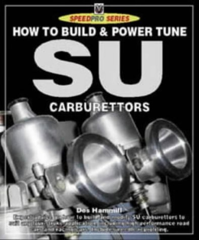 9781903706749: How to Build & Power Tune Su Carburettors (SpeedPro Series)