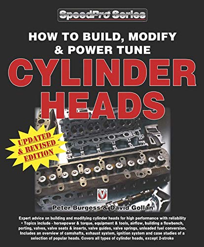 9781903706763: How to Build, Modify & Power Tune Cylinder Heads