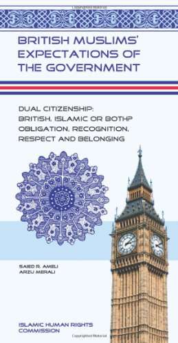 9781903718254: Dual Citizenship: British,Islamic or Both?: Vol. 1: Obligation,Recognition,Respect and Belonging