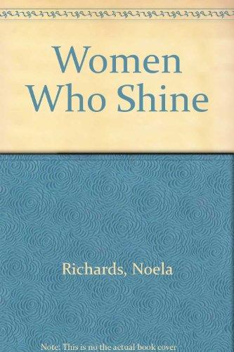 9781903725085: Women Who Shine
