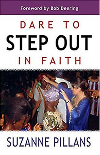 9781903725894: Dare to Step Out in Faith