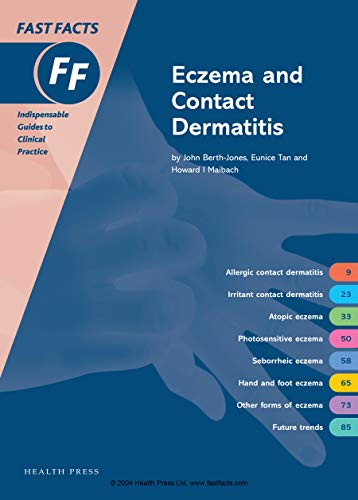 9781903734322: Fast Facts: Eczema And Contact Dermatitis