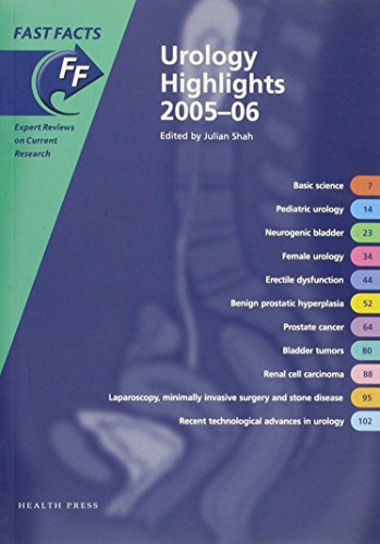 Fast Facts Urology Highlights 2005 06: Johnson Shah, Julian Shah