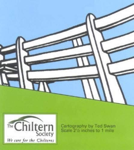 Tring and Wendover (Chiltern Society Footpath Maps): Chiltern Society