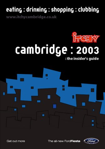 9781903753330: Itchy Insider's Guide to Cambridge 2003