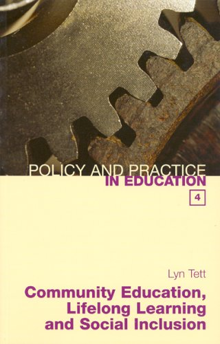 9781903765111: Community Education, Lifelong Learning and Social Inclusion: (Policy and Practice in Education 4) (Policy & Practice in Education)