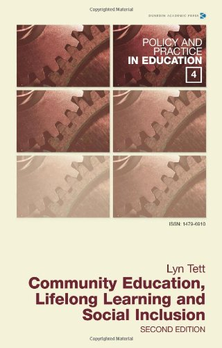9781903765562: Community Education, Lifelong Learning and Social Inclusion: Second Edition (Policy and Practice in Education 4) (Policy & Practice in Education)