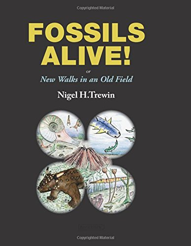 9781903765883: Fossils Alive!: New Walks in an Old Field