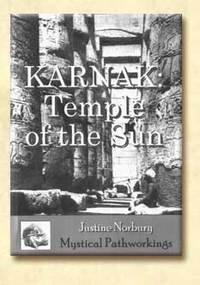 9781903768204: Karnak: Temple of the Sun: Pathworking at the Temple of Karnak: 1