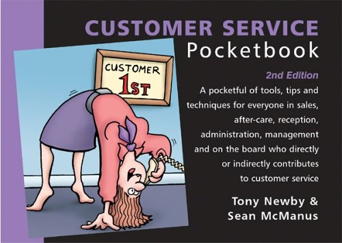 Customer Service Pocketbook: Tony Newby & Sean McManus