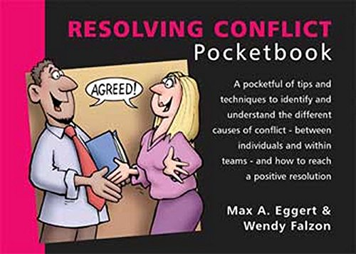 9781903776063: Resolving Conflict Pocketbook (Management Pocketbooks)