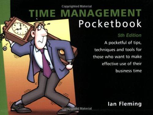 9781903776087: Time Management (Management Pocketbooks)