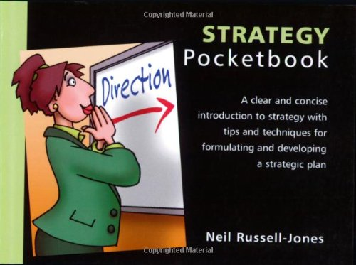 Strategy Pocketbook (Management Pocketbooks): Russell-Jones, Neil