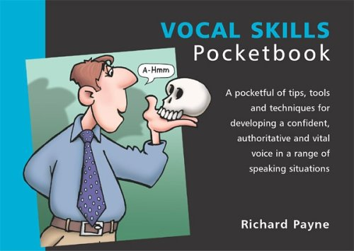 9781903776179: The Vocal Skills Pocketbook (Management Pocketbooks)
