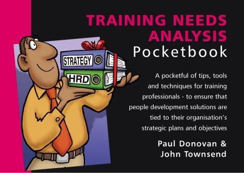 9781903776247: Training Needs Analysis (Management Pocketbooks)