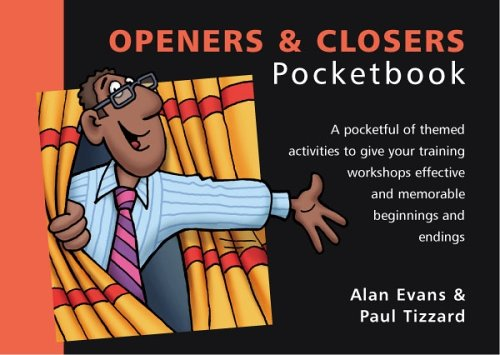 Openers and Closers Pocketbook (The Pocketbook): Tizzard, Paul