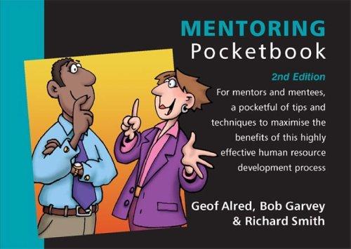 9781903776353: The Mentoring Pocketbook (Management Pocketbooks)
