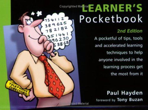 9781903776360: Learner's (Management Pocketbooks)