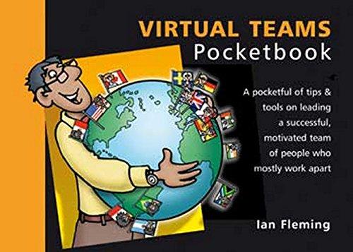 Beispielbild für Virtual Teams Pocketbook zum Verkauf von Better World Books