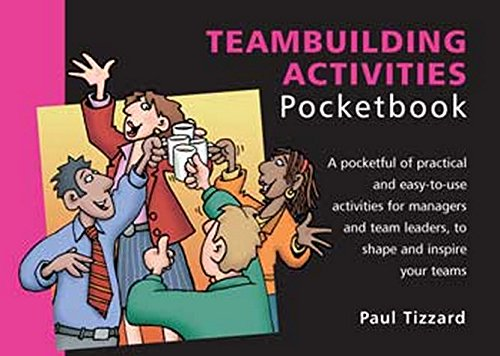 9781903776421: Teambuilding Activities Pocketbook (Management Pocketbooks)