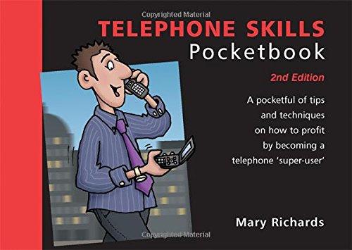 Telephone Skills Pocketbook (Management Pocketbooks) (1903776848) by Mary Richards