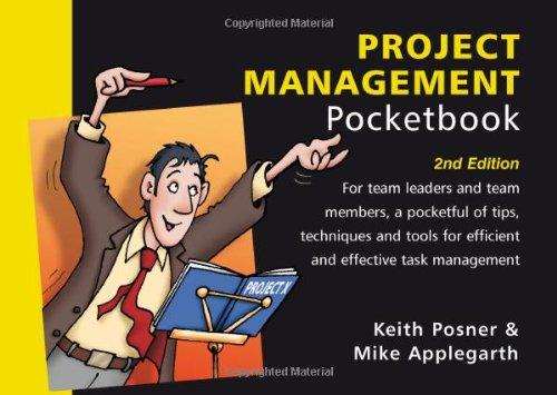 9781903776872: Project Management Pocketbook