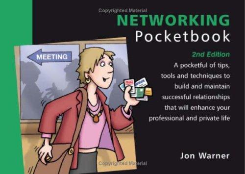 Networking Pocketbook (Management Pocketbooks): Jon Warner