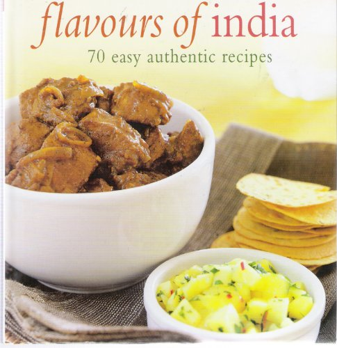 9781903777169: Flavours of India