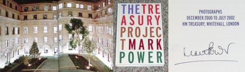The Treasury Project: Power, mark