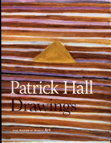 9781903811771: Patrick Hall: Drawings: Exhibition Catalogue
