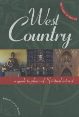 9781903816264: West Country: A Guide to Places of Spiritual Interest (The spirit of Britain)