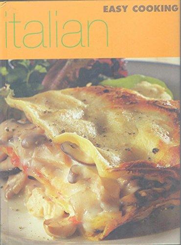 9781903817001: Italian: Easy Cooking
