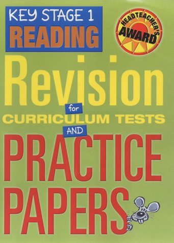 Key Stage 1 Reading: Revision for Curriculum: Greenwood, Jayne, Linklater,