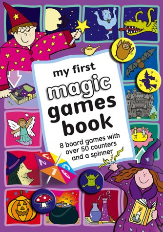 9781903840757: My First Magic Games Book (My First)