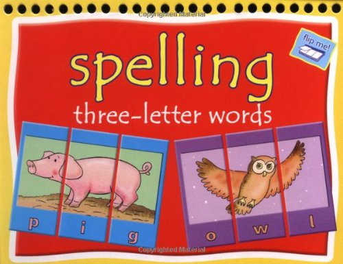 9781903840986: Spelling Three - Letter Words